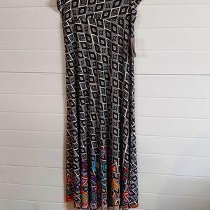 NWT LuLaRoe Maxi skirt size L *unicorn*